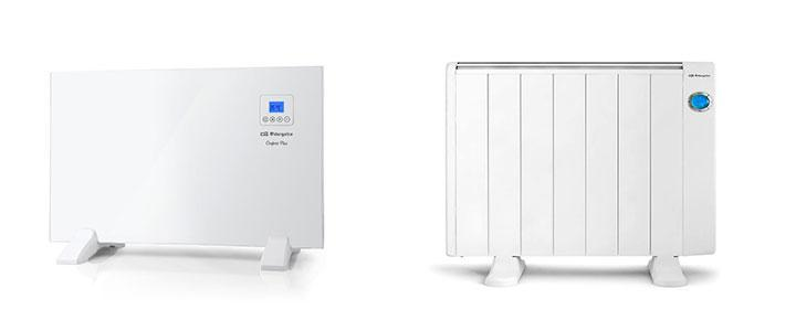 Panel radiante de bajo consumo o emisor térmico ¿Cuál es mejor?