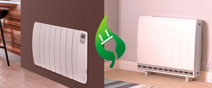 Radiadores de calor azul bajo consumo, precios, opiniones, ofertas